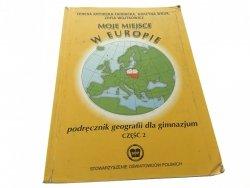 MOJE MIEJSCE W EUROPIE 2 - Krynicka-Tarnacka 2002