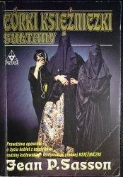 CÓRKI KSIĘŻNICZKI SUŁTANY - Jean P. Sasson 1995