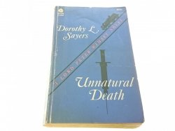 UNNATURAL DEATH - Dorothy L. Sayers 1955