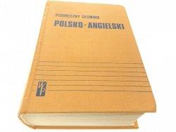 PODRĘCZNY SŁOWNIK POLSKO-ANGIELSKI 1990