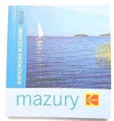 MINIPRZEWODNIK WEEKENDOWY MAZURY - Edyta Tomczyk 2003