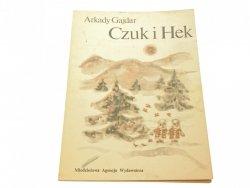 CZUK I HEK - Arkady Gajdar (1980)