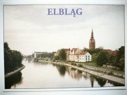 ELBLĄG. BULWAR ZYGMUNTA AUGUSTA FOT. T. WICHROWSKI