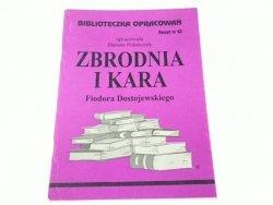 ZBRODNIA I KARA FIODORA DOSTOJEWSKIEGO - Polańczyk
