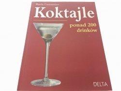 KOKTAJLE PONAD 200 DRINKÓW - Maria Constantino