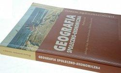 GEOGRAFIA SPOŁECZNO-EKONOMICZNA. PODRĘCZNIK (2006)