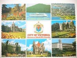 CITY OF VICTORIA. VANCOUVER ISLAND