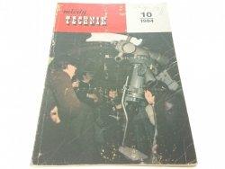MŁODY TECHNIK 10 (430) 1984