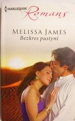 BEZKRES PUSTYNI – Melissa James 2012