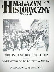 MAGAZYN HISTORYCZNY MÓWIĄ WIEKI NR 9'91