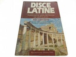 DISCE LATINE. PODRĘCZNIK. KURS PODSTAWOWY (1999)