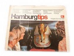 HAMBURGTIPS FRUHJAHR/SOMMER 1981