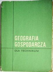GEOGRAFIA GOSPODARCZA DLA TECHNIKUM 1969