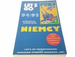 LET'S GO 94/95 PRAKTYCZNY PRZEWODNIK NIEMCY