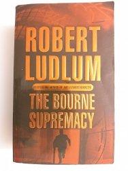 THE BOURNE SUPREMACY - Robert Ludlum 2004