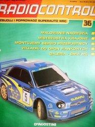 RADIOCONTROL. ZBUDUJ I POPROWADŹ SUPERAUTO WRC 36