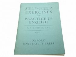 SELF-HELP EXERCISES FOR PRACTICE IN ENGLISH BOOK 2