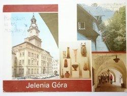 JELENIA GÓRA. CZTERY UJĘCIA FOT. FITKAU I INNI