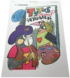 TYTUS ROMEK I ATOMEK KSIĘGA XVIII 2009