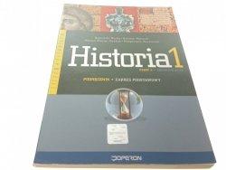 HISTORIA 1 CZĘŚĆ 2 PODRĘCZNIK - Burda (2010)