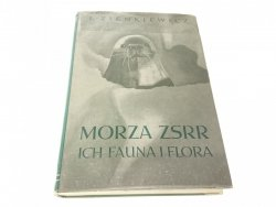 MORZA ZSRR ICH FAUNA I FLORA - L. Zienkiewicz 1959