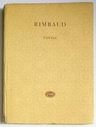 POEZJE - Artur Rimbaud 1969