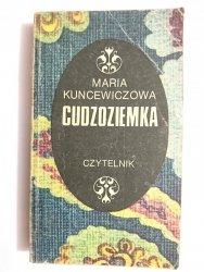 CUDZOZIEMKA - Maria Kuncewiczowa 1976