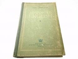 ADVANCED ENGLISH II 1948