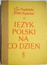 JĘZYK POLSKI NA CO DZIEŃ - Ewa Przyłubska 1969