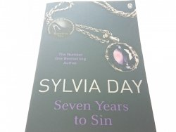 SEVEN YEARS TO SIN - Sylvia Day 2012