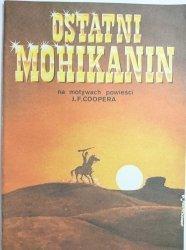 OSTATNI MOHIKANIN - Horvath, Zórad 1988