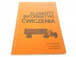 ELEMENTY INFORMATYKI ĆWICZENIA - Gregorczyk 1994