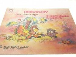 DAWID I SANDY TOM 1 NARODZINY - Stanisławski