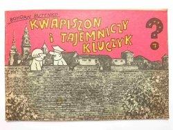 KWAPISZON I TAJEMNICZY KLUCZYK - Bohdan Butenko 1980