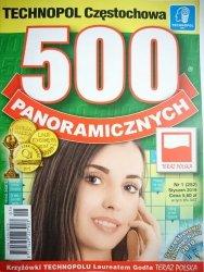 500 PANORAMICZNYCH NR 1 (252) STYCZEŃ 2019