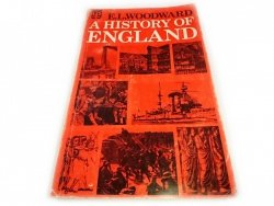 A HISTORY OF ENGLAND - E. L. Woodward 1965