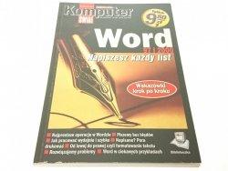 KOMPUTER ŚWIAT NR 3/00 SIERPIEŃ WORD 97 I 2000