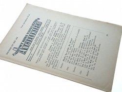 RADIOWY KURS NAUKI JĘZYKA ANGIELSKIEGO 37 1961/62
