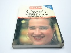 CZECH PHRASE BOOK AND DICTIONARY 1997
