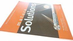 MATURA SOLUTIONS. UPPER-INTERMEDIATE WORKBOOK + CD