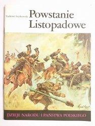 DniPP. POWSTANIE LISTOPADOWE - T. Łepkowski 1987