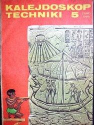 KALEJDOSKOP TECHNIKI NR 5 (336) 1985