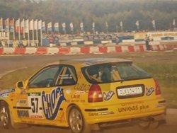 RAJD WRC 2005 ZDJĘCIE NUMER #311 HONDA CIVIC