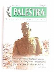 PALESTRA NR 5-6/2005 MAJ-CZERWIEC 2005