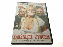 ZARŻNIĘCI ŻYWCEM. NAJBARDZIEJ KRWAWA KOMEDIA.. DVD