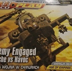 PLAY 11/2005 CD 3/3 ENEMY ENGAGED. APACHE VS HAVOC