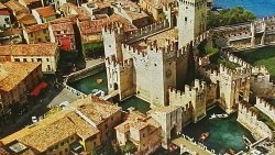 SIRMIONE. LAKE OF GARDA