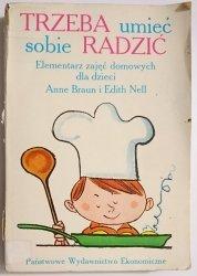 TRZEBA UMIEĆ SOBIE RADZIĆ - Anne Braun, Edith Nell 1979