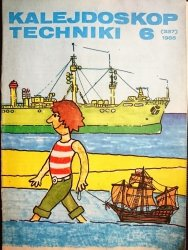 KALEJDOSKOP TECHNIKI NR 6 (337) 1985