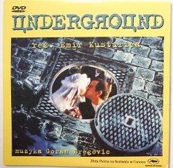 UNDERGROUND. FILM DVD